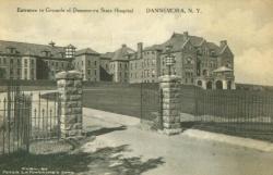 Dannemora State Hospital Asylum Projects