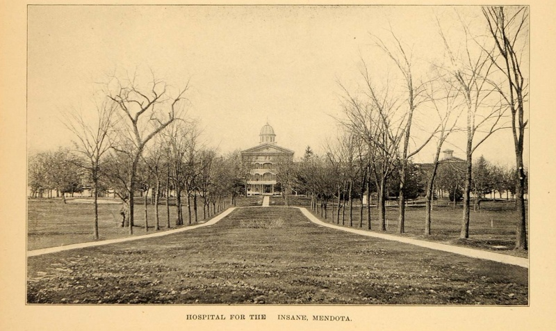 File:1907 Mendota Hospital Insane Mental Health WI.jpg